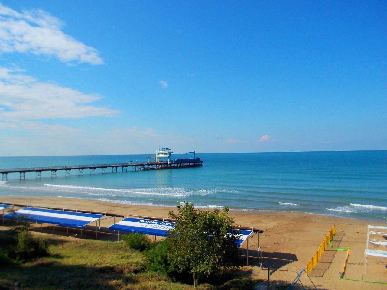 Пляж орленок лермонтово фото